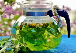 Minimalismus liegt voll im Trend – auch bei Tee