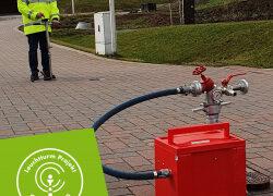 Auszeichnung Leuchtturmprojekt 2020 für Turn-off metering GmbH