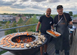 Let´s BBQ together – Kontaktlose Online-Grill-Events für Teams