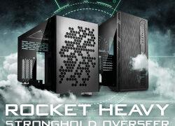 NEU: Kolink Rocket Heavy und Kolink Stronghold Overseer