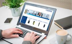Neuer Online-Shop für Maschinensicherheit