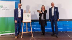 RESET-Gründerin Uta Mühleis erhält B.A.U.M. Umwelt- und Nachhaltigkeitspreis 2020