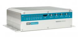 NetModule: Robust Communication für Transportation und ÖPNV
