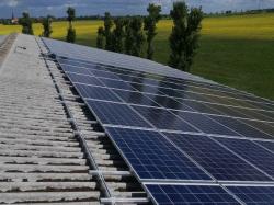 Solarreinigung vom Fachbetrieb mit 10 Jahren Erfahrung