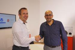 Grammer AG und Systemtechnik LEBER kooperieren erfolgreich bei der Entwicklung…