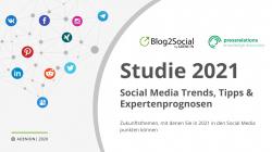 Studie: Social Media Trends und Expertenprognosen 2021