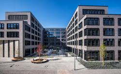 Südwärme versorgt den GfK Orange Campus mit Energie – eine Entscheidung mit Weitblick.