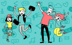 Selbstbewusst gegen Cybermobbing, Cybergrooming & Sexting