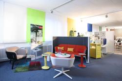 KreativRaum by Büro Jung – Arbeitswelten neu erleben