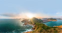 Hongkongs geologische Vergangenheit: der UNESCO Global Geopark in Sai Kung als wahrer Naturschatz