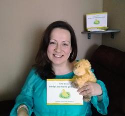 Schäpi, das kleine gelbe Schaf – neues Kinderbuch von Binder…