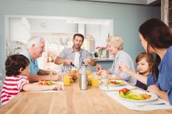 Wie lernen Kinder gesundes Essverhalten?