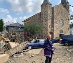Über 7.000,- Euro Spenden aus Indonesien für Unwetteropfer in Deutschland