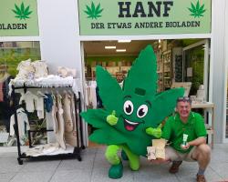 """""""Hanf – der etwas andere Bioladen"""" hat in Chemnitz eröffnet"""