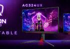 Alles für ein legendäres Gameplay: AGON PRO eSports-Monitore mit HDR,…