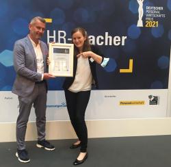 Sparda-Bank München holt zweiten Platz beim Deutschen Personalwirtschaftspreis