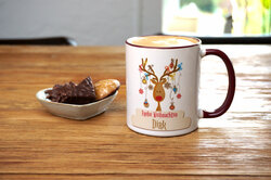 Personalisierte Tassen als individuelles Weihnachtsgeschenk