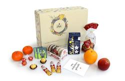 Gesund und süß: Im Advent liefert fruiton bundesweit Präsente an…