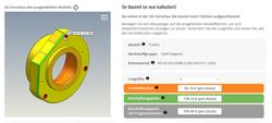 Zur FMB: Online-Kalkulation für Metallbearbeitung